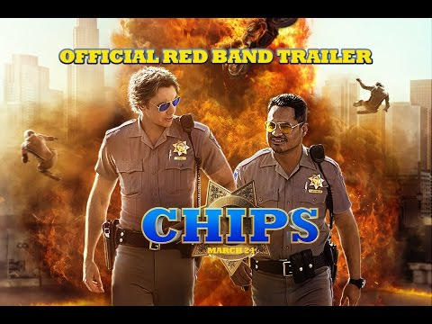 CHIPs Official Red Band Trailer