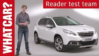 peugeot 2008 2013 Peugeot 2008 - What Car? Reader Review