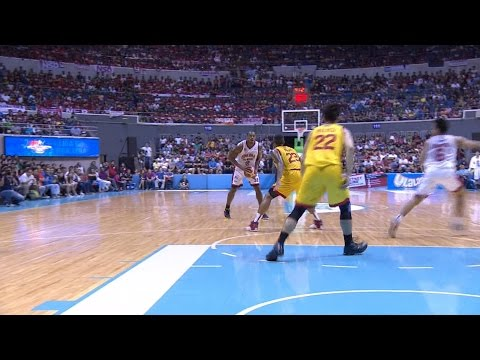 Wright And Brownlee Duel In Manila Classico! | PBA Governor's Cup 2016