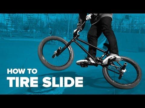 Tire slide