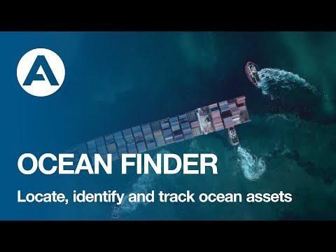 OceanFinder – Locate, Identify & Track Ocean Assets