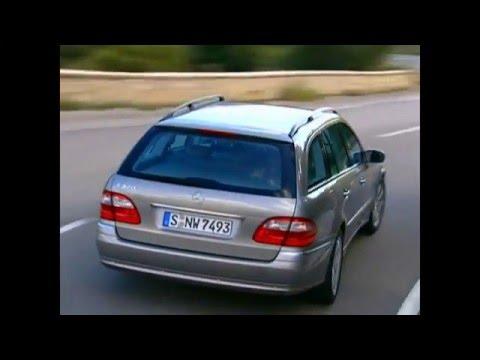 Mercedes Benz E-Class Station Wagons W211 S211 Specs Documentary