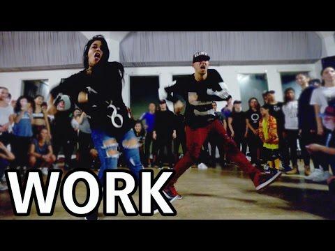 WORK - Rihanna Dance Video | @MattSteffanina Choreography ft Fik-Shun