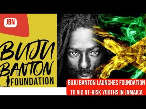 Buju Banton Launches Foundation To Aid At-Risk Youths In Jamaica/JBN