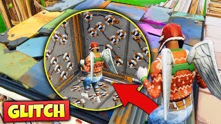 INVISIBLE TRAP *GLITCH* (may get banned) - Fortnite Battle Royale