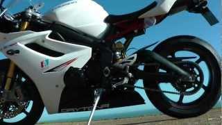 7. Triumph Daytona 675R  2011