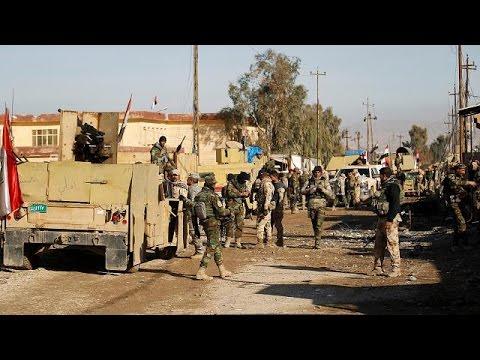 Η μάχη της Μοσούλης: Προελαύνει ο ιρακινός στρατός