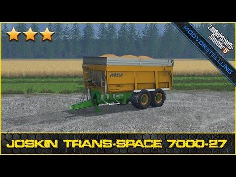 Joskin Trans Space 7000/23 v2.1