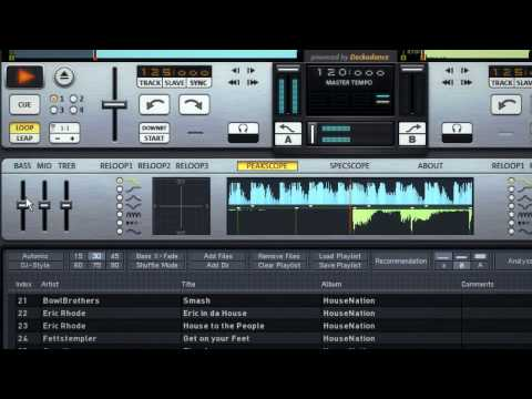 Tutorial: Music mixing for beginners: MAGIX Digital DJ (ENG)