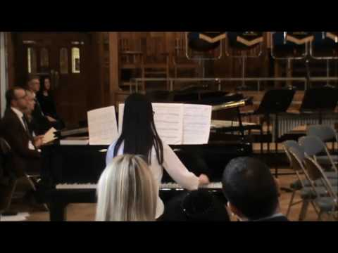 Berceuse in Db Major - Piano Soloist (May Serenade 2017)