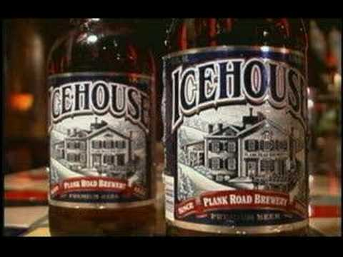 Icehouse Beer Commercial