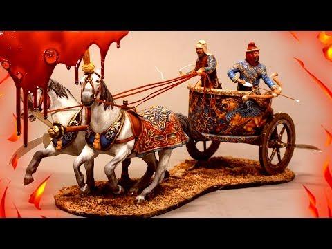 RIMAS VS DIODAND - Кровавая колесница! [Total War: Rome II]