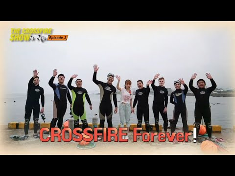 The CROSSFIRE Show in Jeju - Episode 3 (видео)