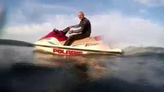 4. Polaris Jetski 800cc 2 stroke for sale