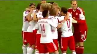 Martin Hintereggers Traumtor gegen Schalke 04