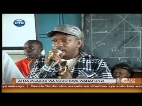 Standard Digital News - KTN : KTN Video | Seneta wa Nairobi Mike Sonko ...