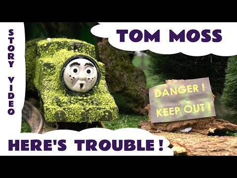 Tom Moss The Prank Engine Funny Thomas The Tank Engine Kids Toy Story Gordon & Henry Episode 1