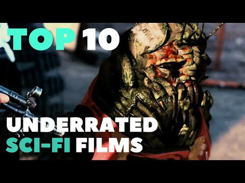 Top 10 Must See Underrated Modern Sci-Fi Films