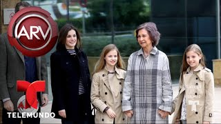 ¿Se apacigua la crisis en la Casa Real de España?
