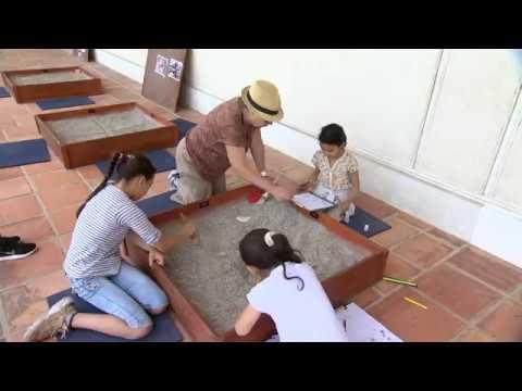 Ateliers Jeunesse : Musée d'Anthropologie Préhistorique