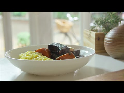 How To Cook Beef Bourguignon
