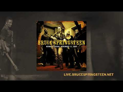 "Bruce Springsteen ""Long Walk Home"" London, UK Nov. 11, 2006"