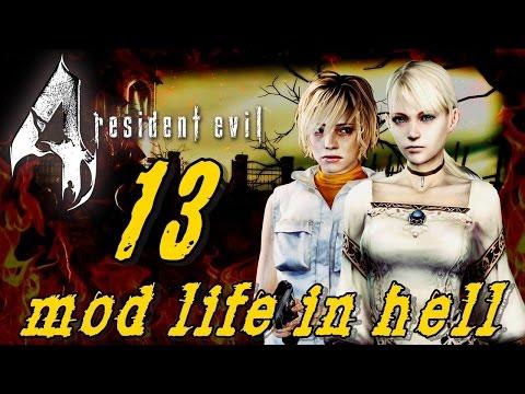 Resident Evil 4 Life In Hell [13] Let's play Jason da serra eletrica