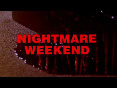 Nightmare Weekend: 1985 Theatrical Trailer (Vinegar Syndrome)