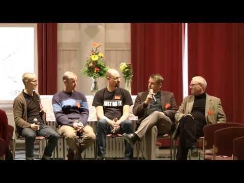 Apologia-forum 2013 - Kysymyksiä ja vastauksia Osa I (видео)