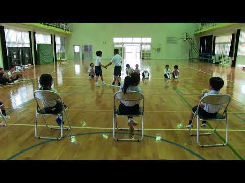 種子島の学校活動:油久小学校1年生を迎える会学年ごとの出し物発表!