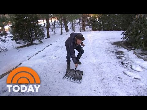 Nor'easter Survival Guide: How To Prepare Your Home For The Blizzard | TODAy