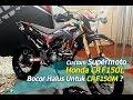 foto Supermoto Honda CRF150L