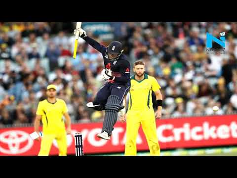 Jason Roy smashes highest score for England in ODIs | England vs Australia|