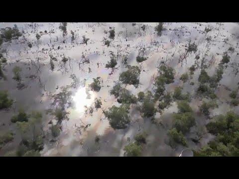 Οικολογική καταστροφή στο Ρίο μετά από διάρρηξη σε αγωγό πετρελαίου…