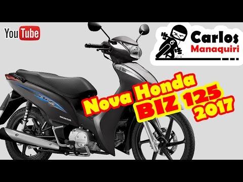 Nova Honda Biz 125ex Cinza Metálico