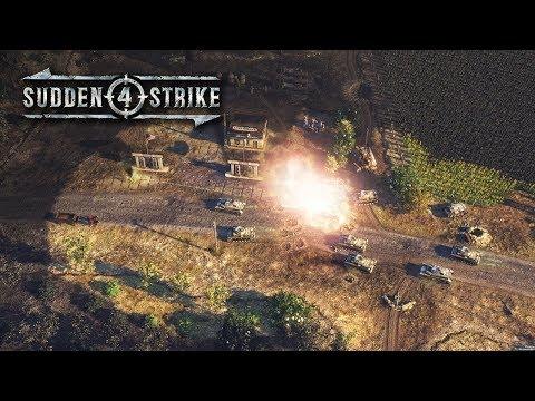 Sudden Strike 4 - Teaser (EU)