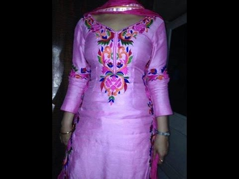 Video How To Cutting And Sweing Punjabi Ladies Sexy Suit Salwar download in MP3, 3GP, MP4, WEBM, AVI, FLV January 2017