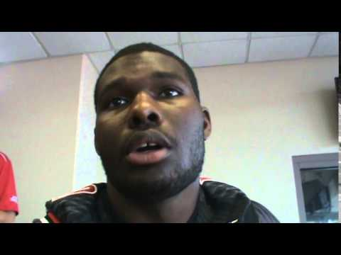 Dominique Brown Interview 8/9/2014 video.