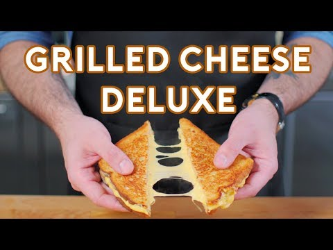 How to Make the Grilled Cheese Deluxe from Regular