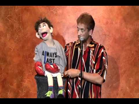 Ken Groves Comedy Ventriloquist with George