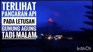 Download Video Detik-detik letusan gunung agung tadi malem tanggal 19 januari 2018 MP3 3GP MP4