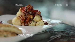 Video Chef's Table - Tahu & Tempe Isi Sambal Kecap MP3, 3GP, MP4, WEBM, AVI, FLV Oktober 2018