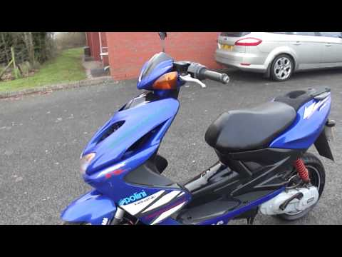 2005 YAMAHA YQ50 YQ 50 AEROX LC MOPED SCOOTER PED 50MPH GREAT BIKE NEW MOT & TAX