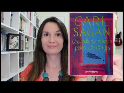 Voce? Escolheu #31: O Mundo assombrado pelos Demo?nios (Carl Sagan) | Tatiana Feltrin