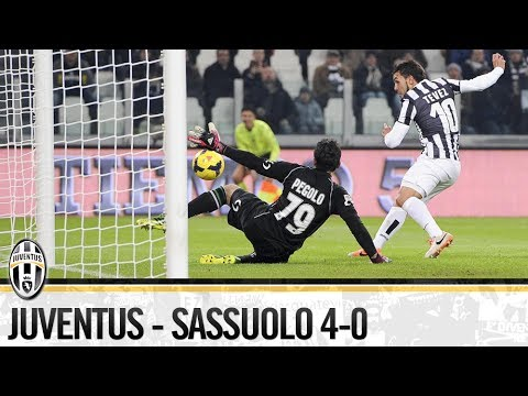 Juventus-Sassuolo 4-0 15/12/2013 - The Highlights