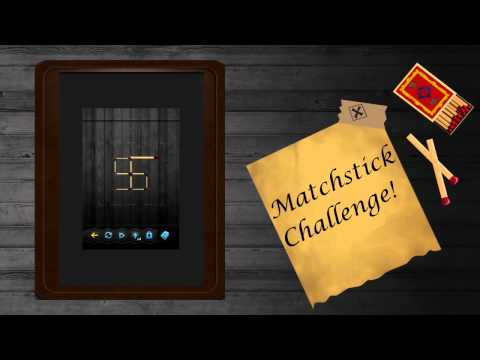 Video of Matchstick Puzzles
