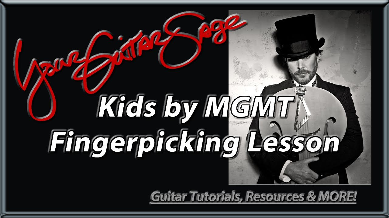 YGS – Kids – MGMT – Advanced  Acoustic Guitar Lesson – Fingerpicking
