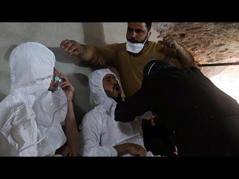 ΟΗΕ: «Οι δυνάμεις του Άσαντ έκαναν χρήση χημικών όπλων δεκάδες φορές»