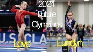 2 Future Olympians - Love and Lundyn (2024)