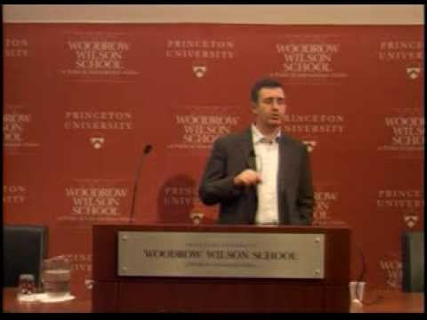 economic slowdown - Sergei Guriev, visiting professor of economics at the Sciences Po, Paris, presented a public talk titled,